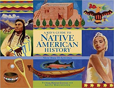 Native American History books for kids, Nativ American History for Kids