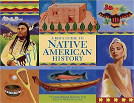 Native AmericanHistory Books for kids, Native American History for kids