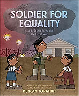 living books about world war 1 for kids, picture books about world war 1 for kids, world war 1 history for children, mexican americans in world war 1,