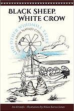 Navajo stories for children, Black Sheep White Crow