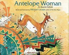 apache folktale, antelope woman, native american folktales