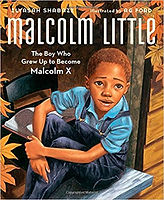Biography of Malcolm X for kids, books about Malcolm X for kids