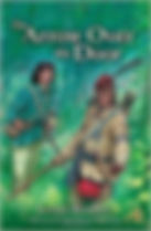 arrow over the door, childrens novel revolutionary war,