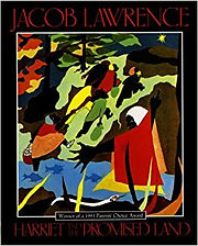 picture boo about harriet tubman, picture bookby jacob lawrence, harriet and the promised land