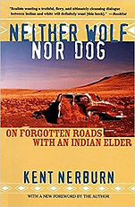 Neither Wolf nor Dog, Kent Nerburn, books about Native Americans for high school, books about American history for teens