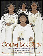 Choctaw, Tim Tingle, Books about Native Americans and slaves