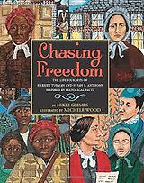 books about abolitionists for kids, books about slavery for kids, books about harriet tubman for kids, books