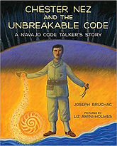 Books about Navajo Code Talkers for kids, Books about World War Two for kids