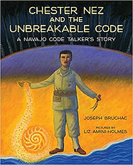Books about the Navajo Code talkers for kids, Books about World War twofor kids