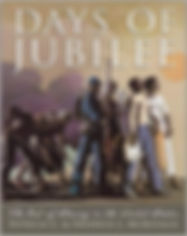 Days of Jubilee, Books about Juneteenth, Living Books about the Civil War in the United States