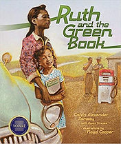 The Green Book, Ruth and the Green Book, Books about Jim Crow for kids