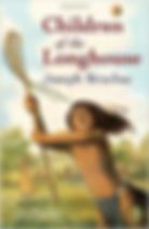 Children of the Longhouse, Joseph Bruchac, Chapter book about Native American life