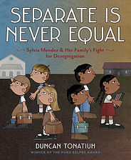 Separate is Never Equal book about segregtion school segregation