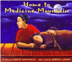 home to medicine mountain childrens book about Indian residential schools in the U.S.