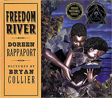 Childrens books about the Underground Railroad