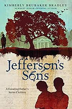 Jefferson's Sons, books abot Thomas Jefferson for children, 19th Century Preidents, Books about the Founding Fathers for children