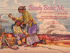 Books about the Navajo for children, books written in Navajo and English