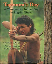 Books about pilgrims and indians, Books about 17th Century colonies in the U.S. Native Americans before european contact