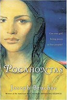 Pocahontas, Books about Pocahontas, Books about Jamestown, Books about early American Settlers