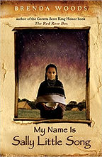 My Name Is Sally Little Song, Brenda Woods, Booksabout Slavery, Booksaou Seminole Tribe, Florida History, Georgia History, Historical Fiction