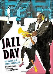 Jazz Day Art Kane poetry