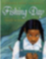 fishing day, andrea pinkney, picture book about jim crow