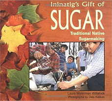 Books about tapping maple trees, books about making maple syrup
