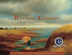Rachel Carson Joseph Bruchac childrens book about conservation