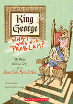 books about the american revolution for kids,
