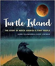 Turtle Island, book about Ancient civilizations in America, Precolumbian history for kids, ancient cultures of North America