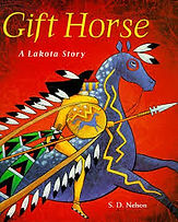 S.D. Nelson, books about the lakota for kids, native american history books for kids, lakota stories, native american stories, native american picture books, american history picture books