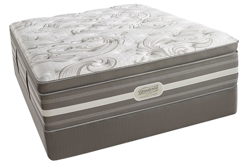 Beautyrest World Class Cresthill Pt Queen Mattress954