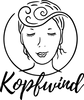 EMDR, Online EMDR, EMDR Coaching. Das Kopfwind Logo. Eine Frau mit sanftem, geschlossenem Blick hat einen angenehmen Wind im Stirnbereich. Traumaverarbeitung, Geburtstrauma, Trauma, psychologische Beratung, Frauencoaching, Kopfwind, Aufarbeitung, Schattenarbeit, emotionale Heilung, Persönlichkeitsentwicklung, psychische Gesundheit, Entwicklungstrauma, Ängste, Trauerbewältigung, Trauerarbeit, Schattenkind, frei von der Vergangenheit, schmerzhafte und belastende Erinnerungen, negative Glaubenssätze, Verlust, Trauer, Angst, Spiritualität, Prana, Prana Heilung, Migräne, psychosomatisch, chronische Schmerzen
