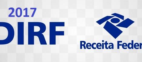 DIRF 2017 - Leiaute Aprovado.