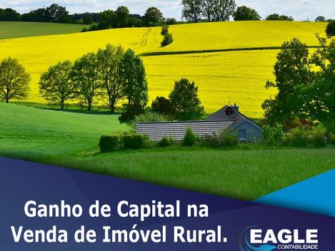 Ganho de Capital - Imóvel Rural - Estruturação.