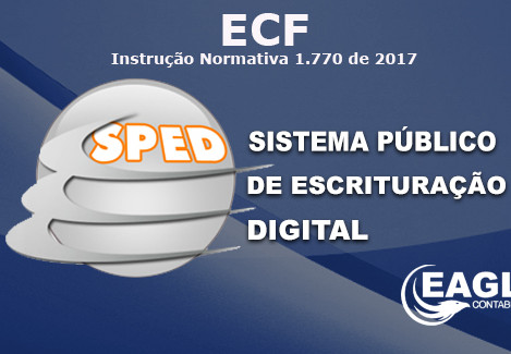 ECF - Alteração.