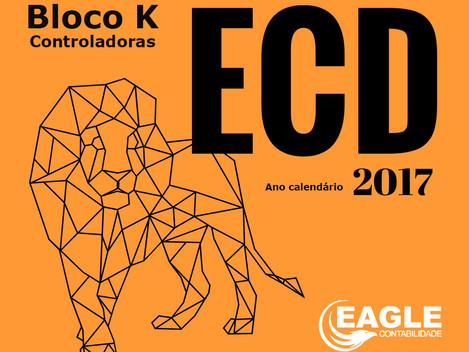ECD - Bloco K - Controladoras - Conglomerados Econômicos