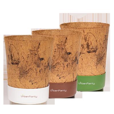 Coconut Pots | Tripple Set