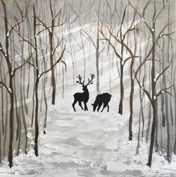 Deer_in_the_Woods