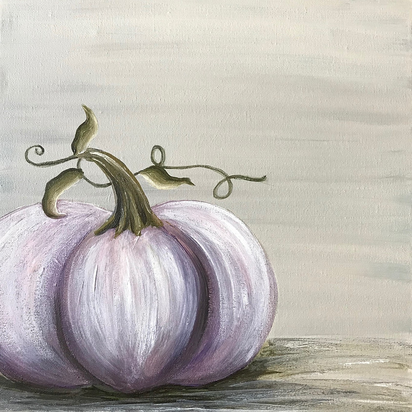 """""""Paint Your Pumpkin"""" All Ages Afternoon - Customize your color!"""