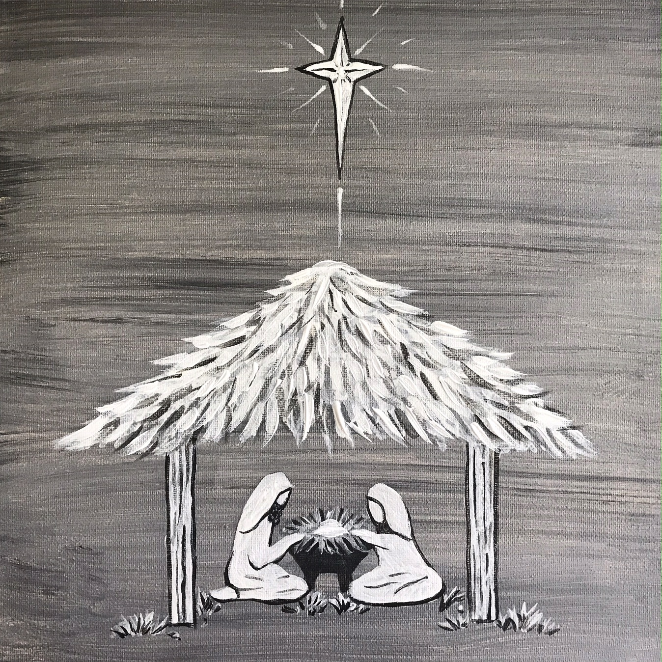 Rustic_Nativity