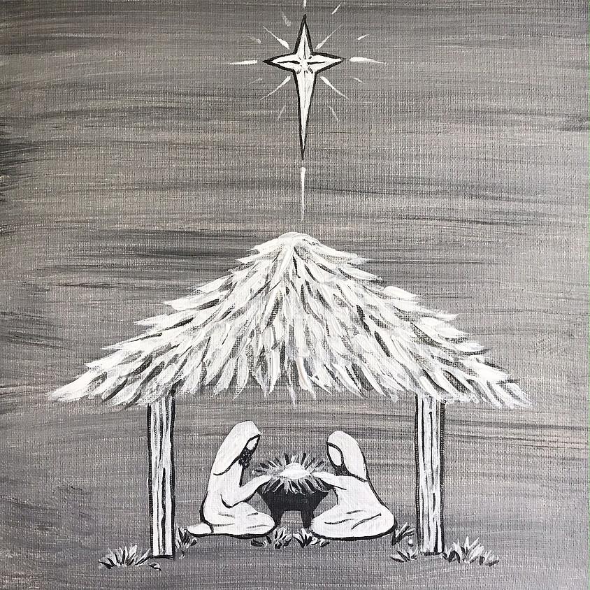 """Nativity"" Painting Class"