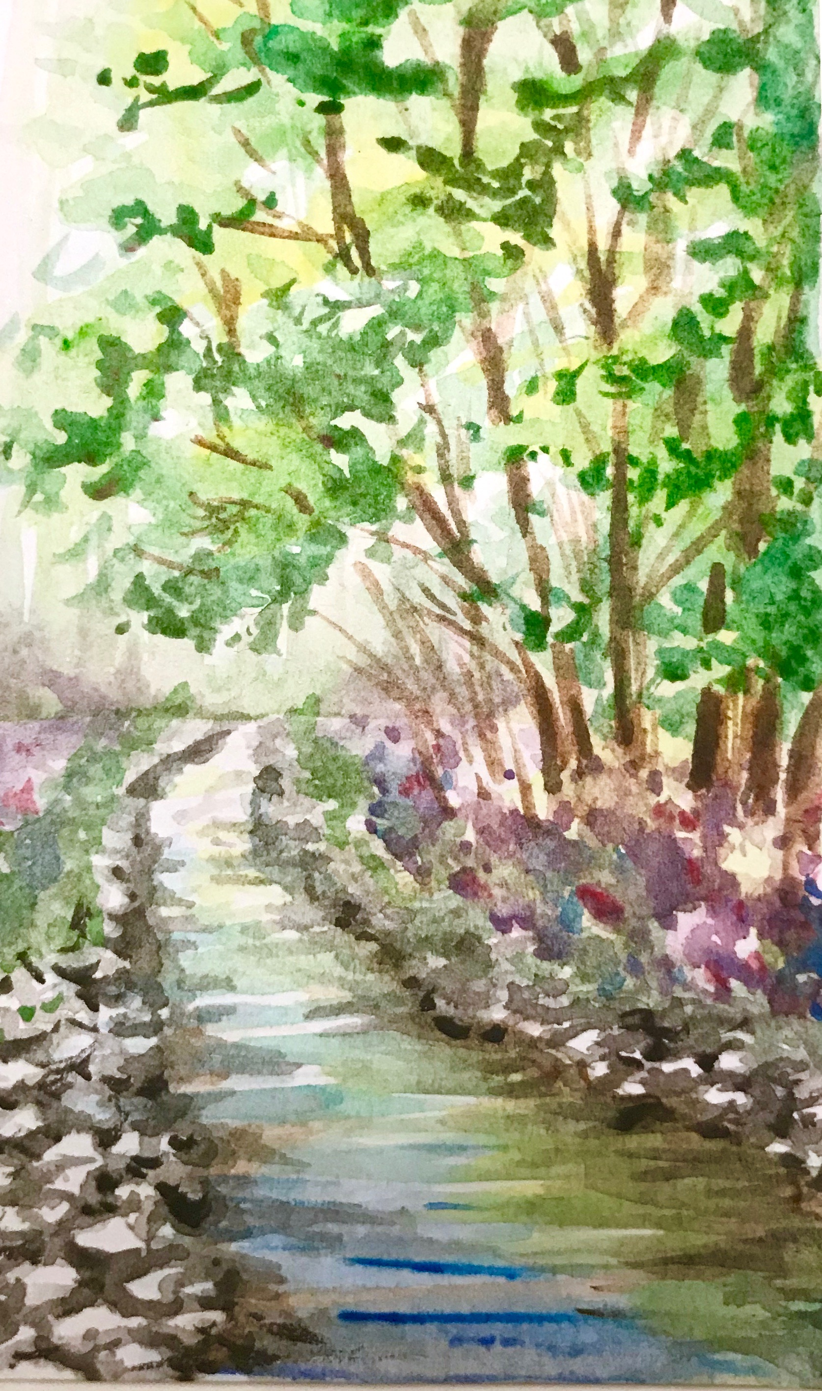 Watercolor_Wildflower_Stream