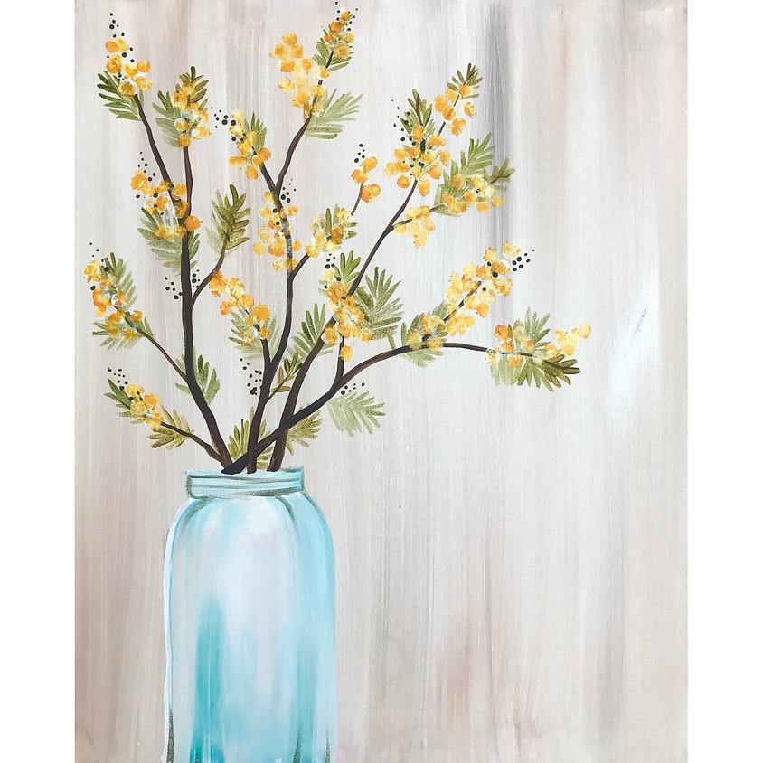 """""""Freshly Gathered"""" Painting"""
