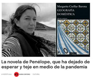 Hernán Darío Correa escribe sobre Geografía Doméstica