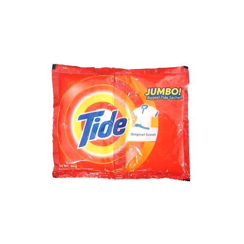 Tide Detergent Powder Original Scent 80g