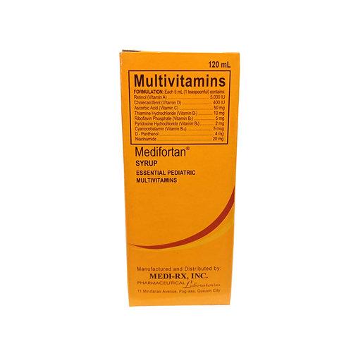 Medifortan Syrup 120ml