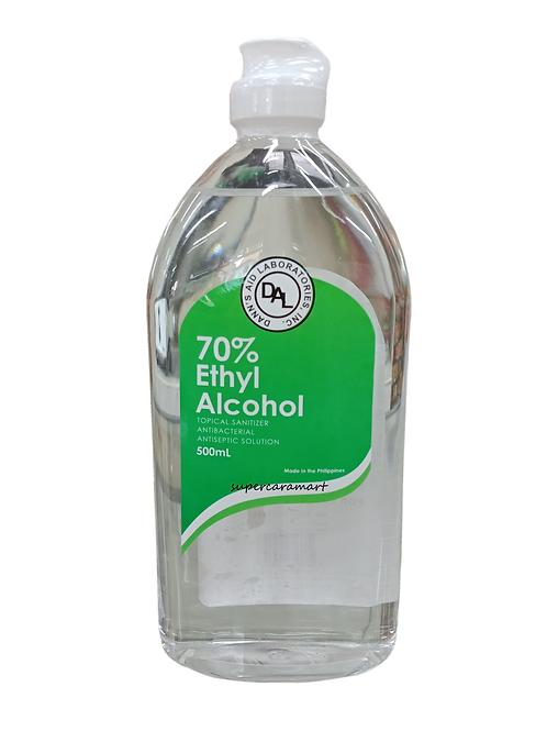 Dann's 70% Alcohol