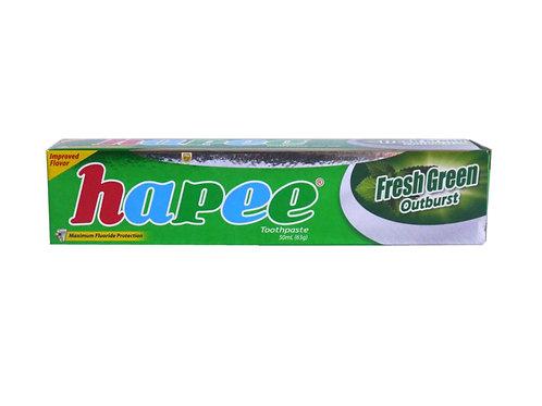 Hapee Toothpaste Fresh Green Outburst 50ml
