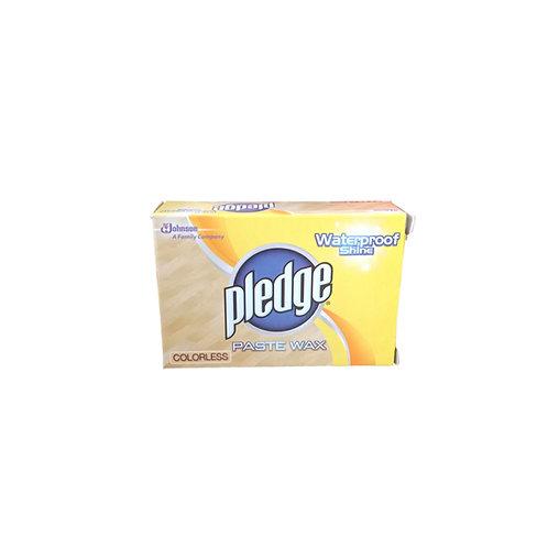 Pledge Colorless Paste Wax 90g